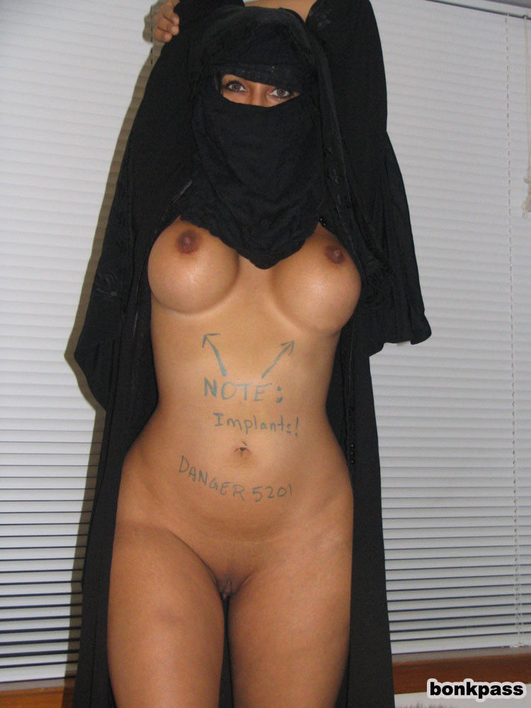Opinion you nude big tits muslim girl situation