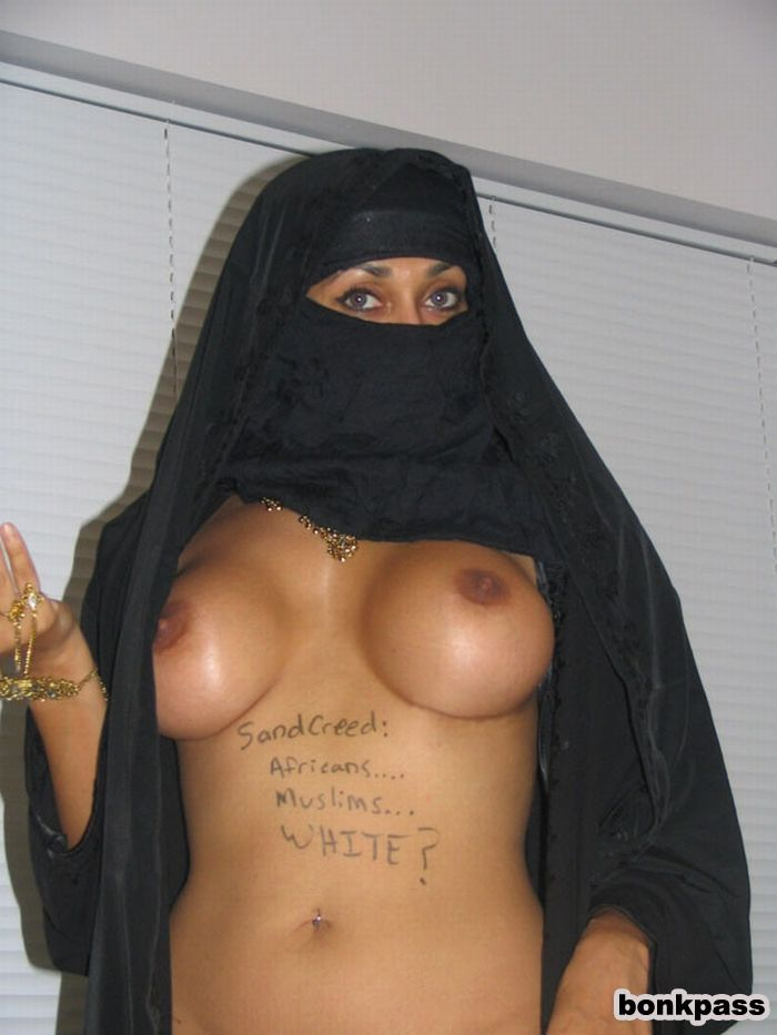 Muslims breasted Nude big