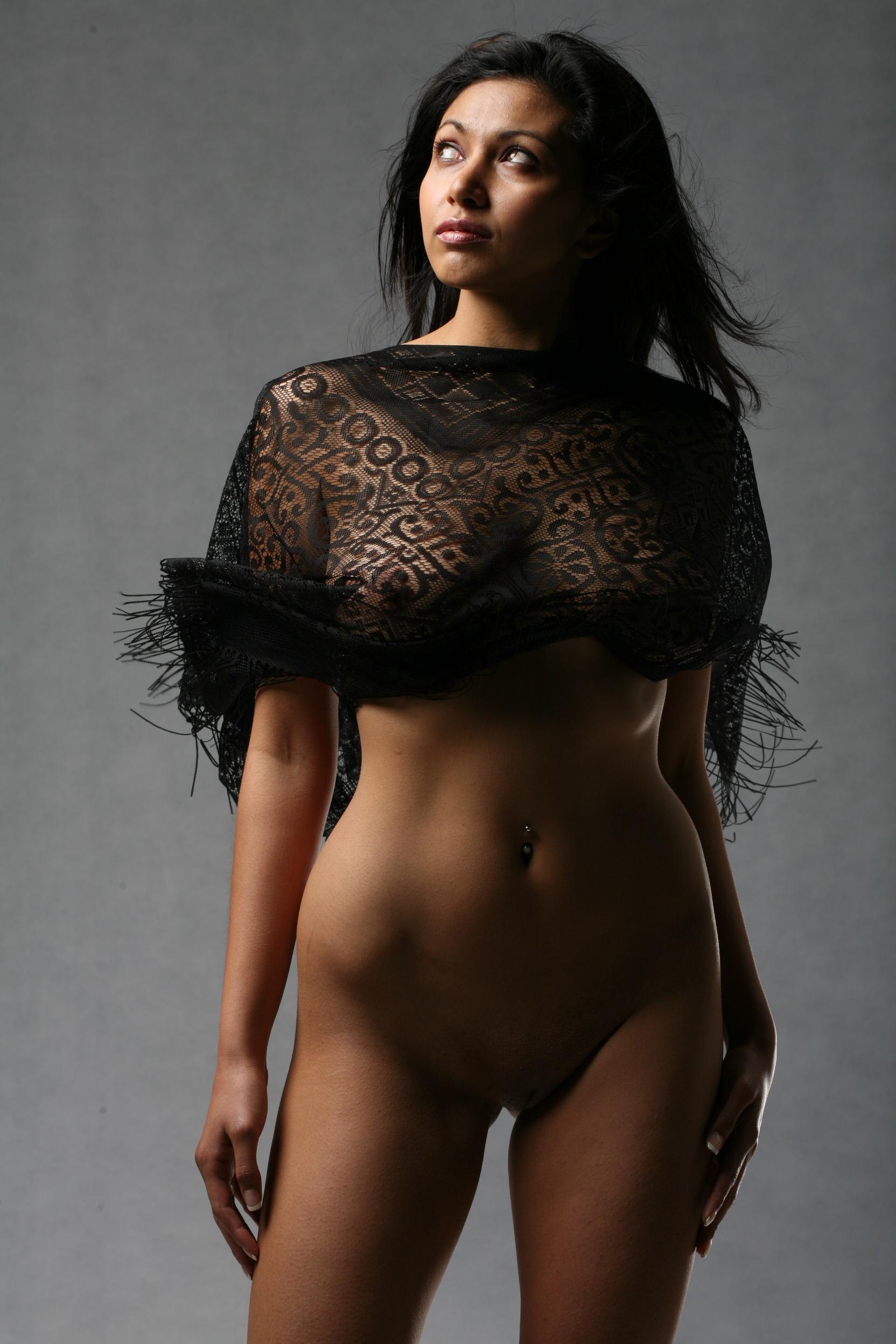 Indian big boobs models nude — photo 5