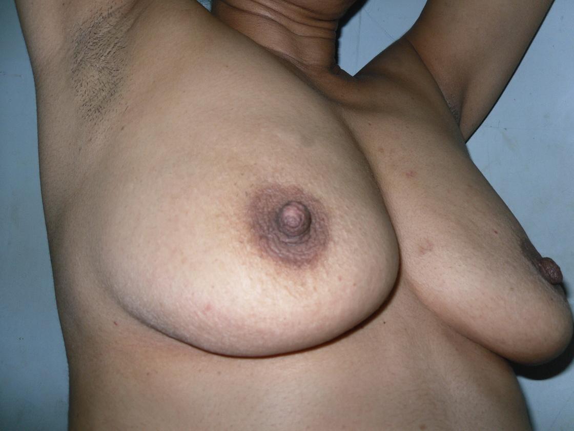 Mature indian boobs