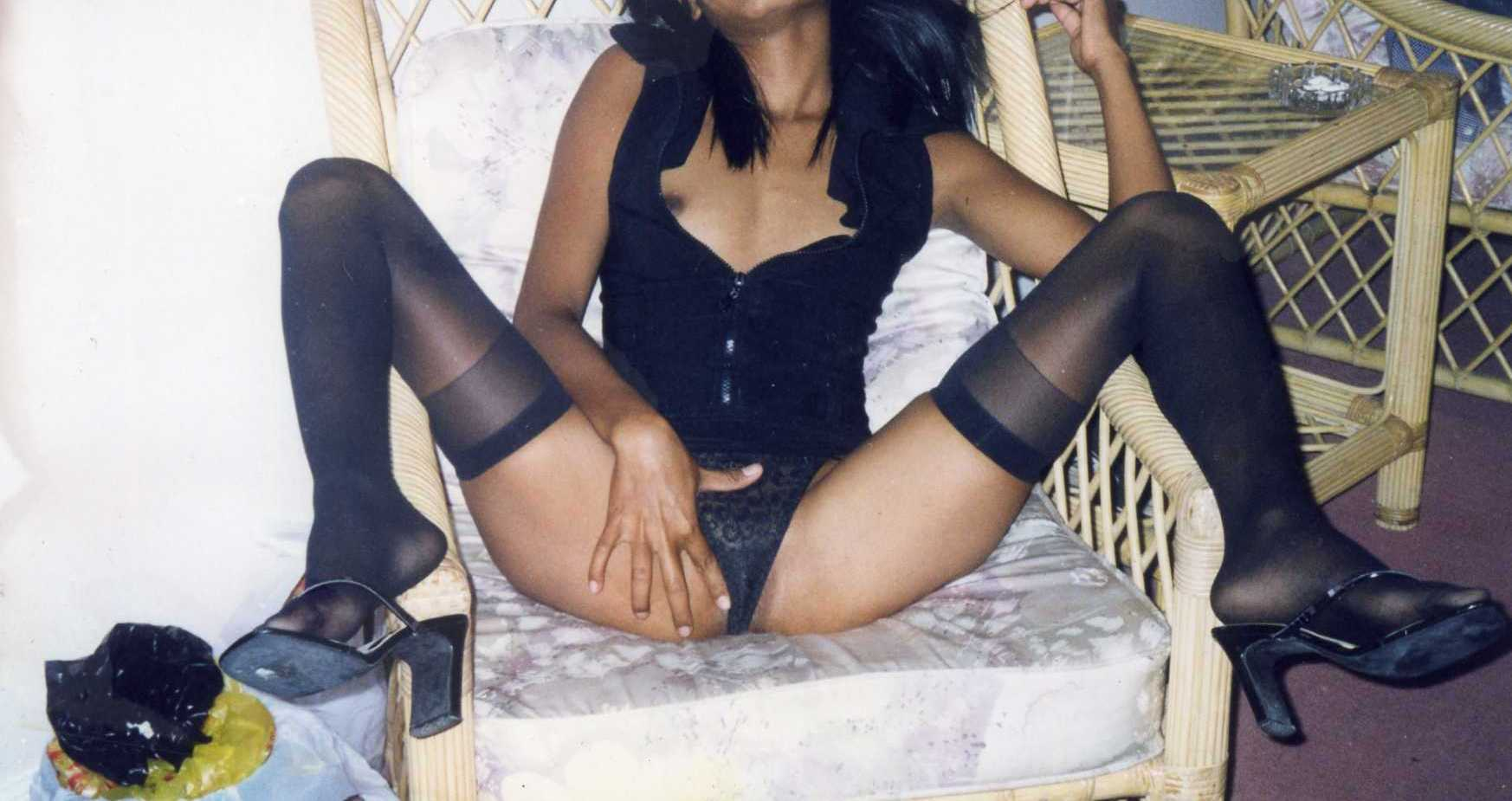 from Edgar real young girl with stockings