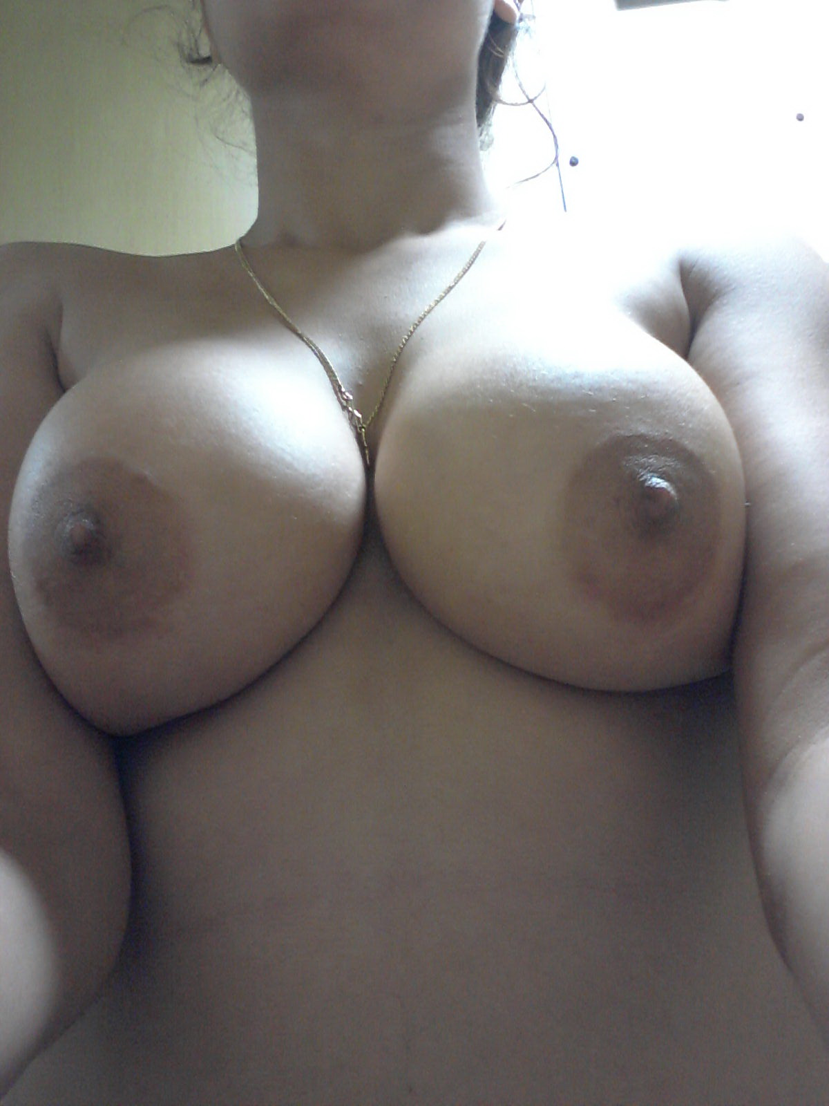 Indian wife got boobs nude 7